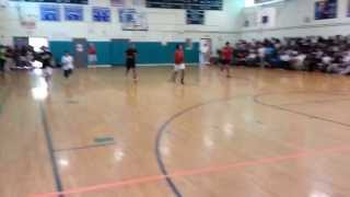 Eastway Middle School Boy's Pacer Championship 2013-6-3 Charlotte, NC
