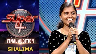 Super 4 - Final Audition