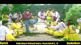 Chanda Sitare Bindya Jhankar   Naseeb   Udit Naryan   Alka Yagnik by Danish