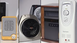 Space Heater Buying Guide    Consumer Reports