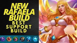 Mobile Legends UNLIMITED MANA Build   Rafaela Build Gameplay