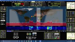 Hurricane Watch Radio Net- Harvey at 14.325 MHz