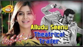 Alludu Seenu Theatrical Trailer - Samantha, Tamanna, Bellamkonda Sreenivas