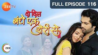 Do Dil Bandhe Ek Dori Se Episode 116 - January 20, 2014