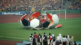 1974 FIFA World Cup Opening Ceremony