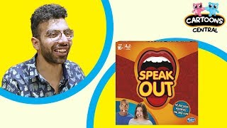 Speak Out Challenge   Fun Games   Games to Play with Friends   Cartoons Central