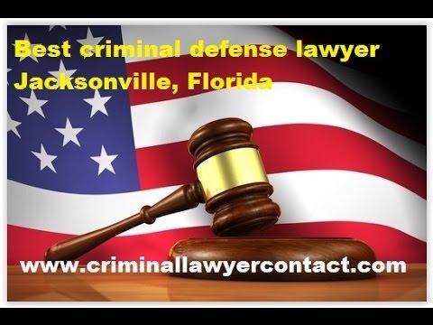 Find best criminal defense lawyer,attorney, firms Jacksonville, Florida, United States