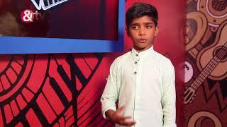 Meet Mohmmad Fazil | The Voice India Kids