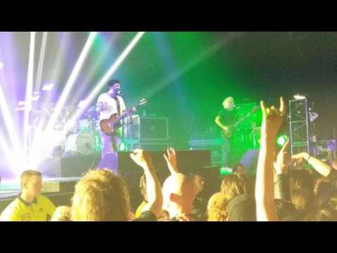Deftones live at Glasgow SECC 07/05/17