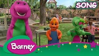 Barney - Mary Had A Little Lamb (SONG with LYRICS)