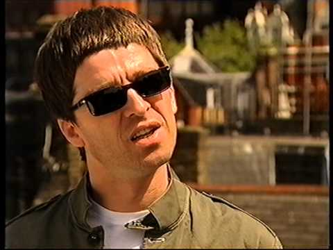 Noel Gallagher Football Focus interview about Manchester City leaving Maine Rd