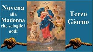 Novena alla Madonna che scioglie i nodi. 3° giorno!