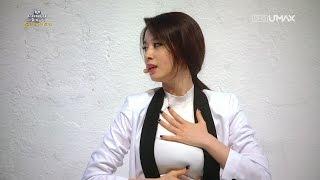 [4k 2160p] 140710 T-ara Jiyeon 1 Min 1 Sec UHD UMAX