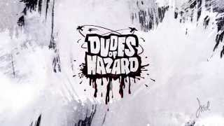 Logotipo y Animación para Dudes of Hazard // Main ID  (Drool Studio)