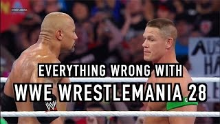 Episode #176: Everything Wrong With WWE WrestleMania 28