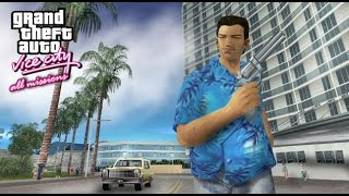GTA Vice City All Missions PS4