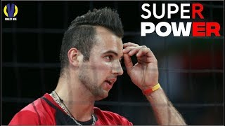Superpower Points by György Grozer ● Serbia vs. Germany | SF-Eurovolley 2017
