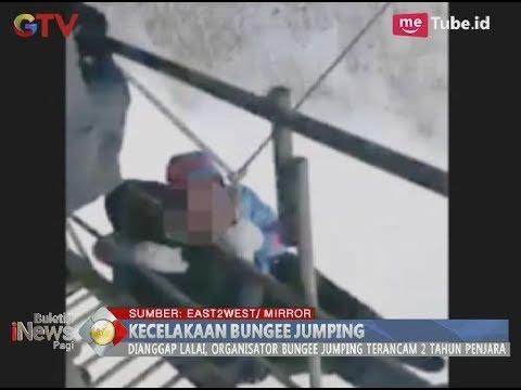 [Viral] Video Rekaman Saat Sepasang Kekasih Terjatuh dari Jembatan Setinggi 24 Meter - BIP 2712
