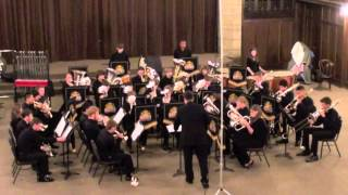 Triangle Youth Brass Ensemble TYBE NABBA 2012 Valerius Variations