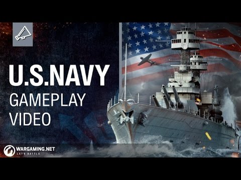 watch United States Navy Gameplay Video