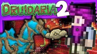 Terraria Season 2 #8 - Filbert Lobs Cactus Balls At A Giganto Seahorse