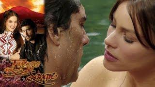 Juan rechaza el amor de Leonora | Fuego en la sangre - Televisa