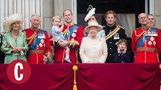 10 Years of the British Royal Family | Cosmopolitan