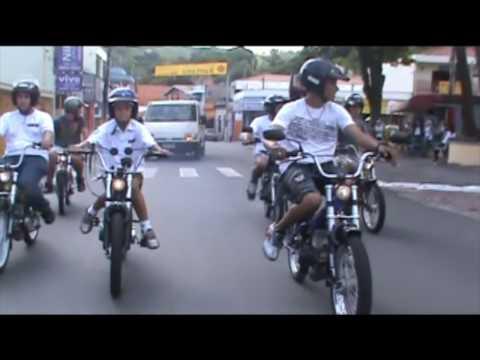 Passeata de Bicicicletas WIND em Pedreira 27 03 2010