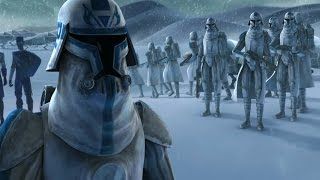 Star Wars The Clone Wars - Battle of Orto Plutonia