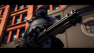 JUGGERNAUT (cinamatic GTA V movie/machinima)