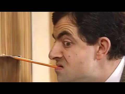 Spring Cleaning with Bean Funny Clips Mr Bean Official