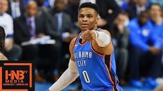 Utah Jazz vs Oklahoma City Thunder Full Game Highlights / Game 5 / 2018 NBA Playoff