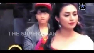 Yeh Hai Mohabbatein 19th April 2016 Raman Ko Pyar ka Ehsaas  Star Plus Dama Serial Good News Full HD