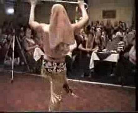 Shiva Male Belly dancer