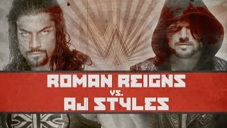 WWE Extreme Rules: Watch Reigns vs. Styles on WWE Network