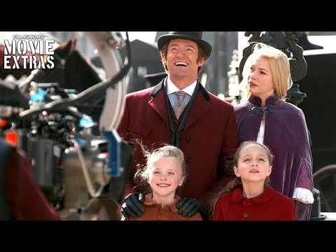 Go Behind the Scenes of The Greatest Showman (2017)