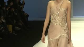 最頂級的薄紗透明時裝秀!