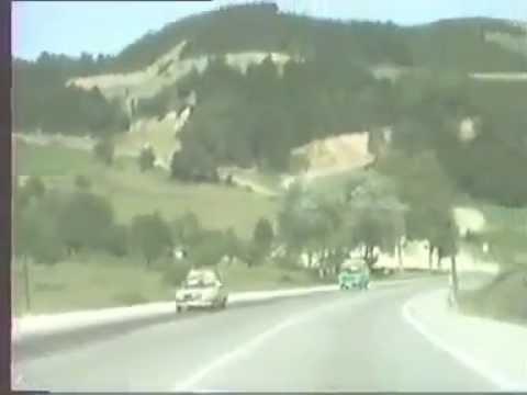 1985.Bolu dağı inişi. video (bir gurbetçimizin Almanya'ya giderken çektiği görüntüler)