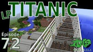 LP Titanic Modé DNS TechPack - E072 - Bonne année 2017, euh non 1910 !