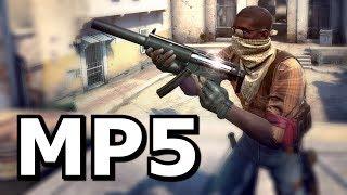 CS:GO's New Weapon - The MP5