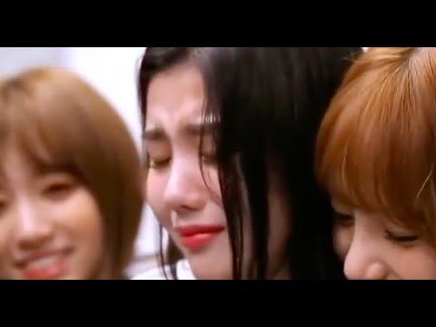 💜 izone pranks on their leader kwon eunbi