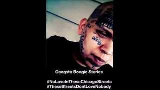GANGSTA BOOGIE STORIES - THE ICE CREAM MAN