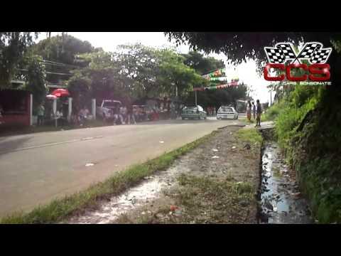 Octavo de Milla El Congo 2012 Crew Cars Sonsonate