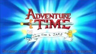 Adventure Time - Intro (Multilanguage)
