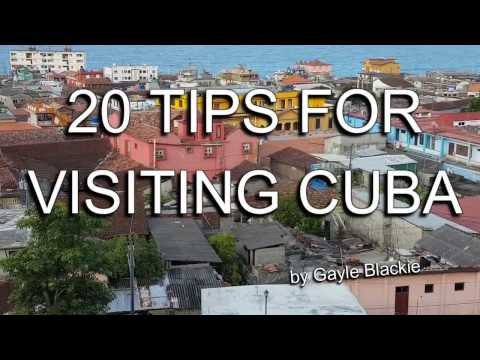 20 Travel Tips For Visiting CUBA 2016 holiday help advice & suggestions