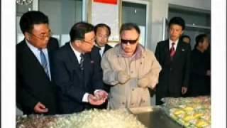 록화보도 위대한 령도자 김정일동지께서 새로 건설된 수성천종합식료공장을 현지지도하시였다 360p