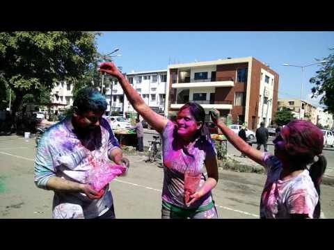 Xxx Mp4 Holi Celebrations In Chandigarh Punjab 2016 3gp Sex