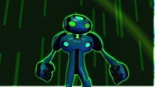 BEN 10 Ultimate Alien Cosmic Destruction Part 24 - Ultimate Echo Echo Alien Transformation