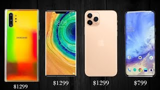 Top 5 World Best Smartphone of 2019
