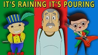 It's Raining It's Pouring (HD) | Plus Lots More Nursery Rhymes Collection | Shemaroo Kids